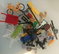 Lego Tools Weapons Figure Accessories Figs Figures Bulk Random 50 pieces