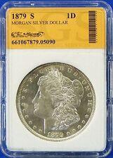 1879 S Morgan Silver Dollar 90% Silver 661067879-05090