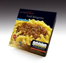 Bistro Express Fusilli Bolognese, Long Life, Ambient, 6 Pack Ready Meal's