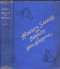 HORSES, SADDLES And BRIDLES - The Cavalry Horse - Revised & Enlarged 1906