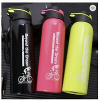 Double Wall Vacuum Insulated Stainless Steel Water Bottle Leak Proof 20OZ DrinkW