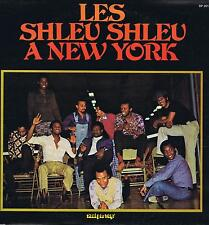 LP LES SHLEU SHLEU A NEW YORK