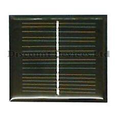 Pequeño Panel Solar 5v 70ma 68x68mm Para Electrónica prototyping/battery Cargador...