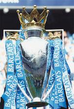 Barclays PREMIER LEAGUE TROPHY Manchester City 12x8 pollici senza segno FOTO
