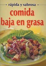 NEW Comida Baja en Grasa - rapida y sabrosa (Spanish Edition) by Tomo