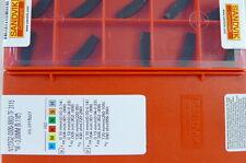 N123 G2-0300-0003-TF3115 SANDVIK Carbide Inserts (Pack of 10)