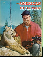 1968 American Rifleman Magazine: Couger Killed By Hunt