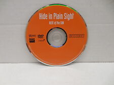 Heat Of The Sun Hide In Plain Sight DVD NO CASE Trevor Eve Mystery!