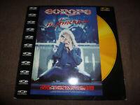 laserdisc pal - EUROPE in America - rare