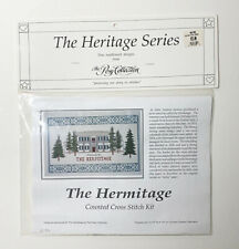 THE HERMITAGE - Complete Counted Cross Stitch KIT by The Posy Collection