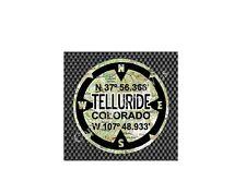 Telluride Colorado Ski / Compass Sticker
