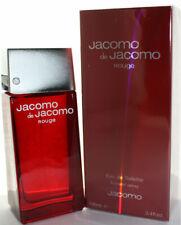 Jacomo De Jacomo Rouge by Jacomo 3.4 oz/100 ml EDT for Men - New in Box
