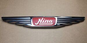 NEW Genuine Hino Front Wing emblem badge ornament Profia