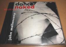 JOHN cougar MELLENCAMP cd DANCE NAKED top 5 hit WILD NIGHT me'shell ndegeocello
