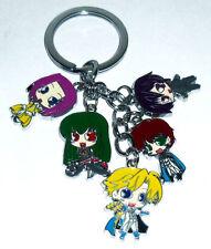 Code Geass-Keychain Anime Chibi Manga Keychain