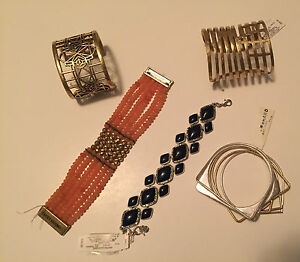 Lucky Brand Bracelets--Select Your Favorite!  Values to $59