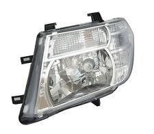Front Headlamp/Headlight LH For Nissan Navara D40 2.5/3.0 01/2010>ON DEPO BRAND