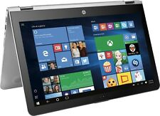 "HP Envy x360 Touch 15t Laptop 15 Convertible 15.6"" 1080P i5-7200U 8GB 1TB AC 2x2"