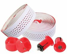 Perfect Tape, Perforated Microfibre in Shockproof with Gel & Screw-In Red plugs