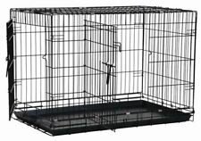 Precision Pet Two-Door Great Crate Large - 42x28x30 inches