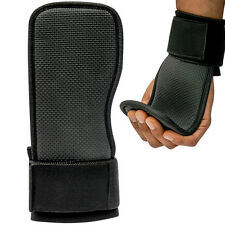 AKRON Weight Lifting Hand Bar Grips Straps Wrist Support Gym Pull Up Wraps Glove