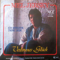 "Mel Jersey Verlorenes Glück 7"" Single Vinyl Schallplatte 32609"