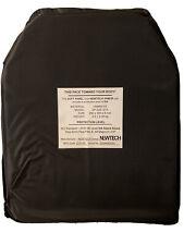 Bullet Proof Backpack Insert Body Shield Ultra Light level IIIA 10x12