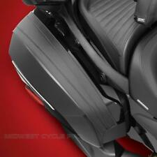 Black Classic Saddlebag Lid Bra for Can-Am Spyder F3T and F3 LTD 2016+ H40-305BK
