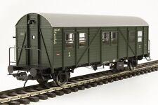 Lenz 41140-01 Behelfs-Personenwagen MCi 43 Betriebsnummer 300 387 Ffm Spur 0 Neu
