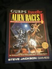 GURPS Traveller Alien Races Volume 3
