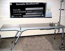 Röntgentisch Müller rayos x Bucky cable tórax trípode X-Ray Table medvet BW