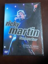 RICKY MARTIN European Tour With A Difference Dvd MARIA  Susana Nada Es Imposible