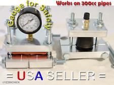 KTM 200 250 300cc 2 Stroke Pipe Repair Dent Removal DIY Tool with 100 psi Gauge