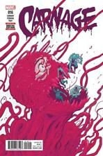 Carnnage #16 Marvel Comics 2017  NM 9.6