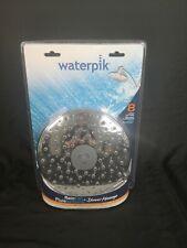 WATERPIK ASD-833 Chrome RainFall + Massage Shower Head 2.5 GPM 8 Spray Settings