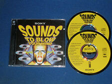 SONY SOUNDS TO BLOW YOUR MIND CD CYNDI LAUPER DEACON BLUE CHEAP TRICK DES'REE