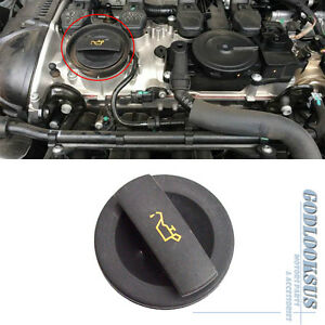 For Audi A4 A6 TT Q7 VW Golf Jetta Passat Tiguan Engine Oil Filler Cover Cap New