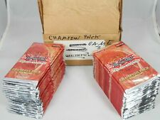 Yugioh Champion Pack Three 3 CP3 100 Ct Booster Packs New Sealed From Case
