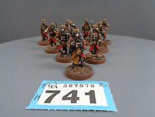 WARHAMMER 40,000 Forge World MORTE Korps Krieg Squad Astra Militarum H741/878