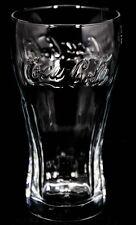 Coca Cola Glas / Gläser Konturglas 0,3l, Logo waagerecht