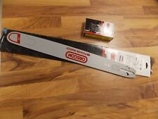 "1 24"" 240RNDD196 Oregon chainsaw bar chain combo for Homelite XL 12 800 XL925"