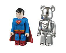 Superman Returns 100% Bearbrick Medicom Kubrick Be@rBrick DC Rare Limited 2006