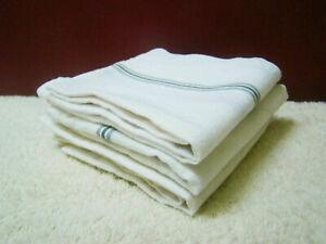 Handkerchief 24 Plain White Pure Cotton Men Hanky Handkerchiefs 42cm x 42cm FS