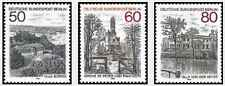 Timbres Berlin Allemagne 646/8 ** lot 19951
