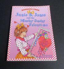 Junie B. Jones and the Mushy Gushy Valentine No. 14 by Barbara Park (1999, PB)