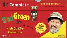 The Complete Red Green Show High Quantity Collection (DVD,50-Disc Set) NEW