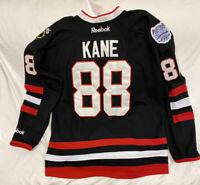 Patrick Kane Chicago Blackhawks 2014 Stadium Series Reebok NHL Jersey Size XXL
