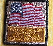 BALTIMORE AREA COUNCIL JAMBOREE 2010 PATCH BOY SCOUT 2017 STOCK UP 12.1