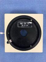 "Bausch & Lomb 31-57-92 1"" Spacer for Balplan Microscope"