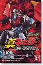Shin Mazinger Z Super Modeling Soul Collection Borot Great Mazinger Garada 7